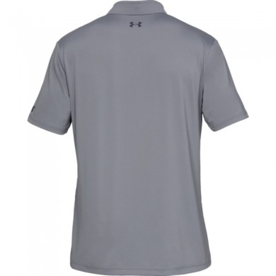 Under Armour pánské triko s límečkem UA Crestable Performance Polo 2.0 Steel, L