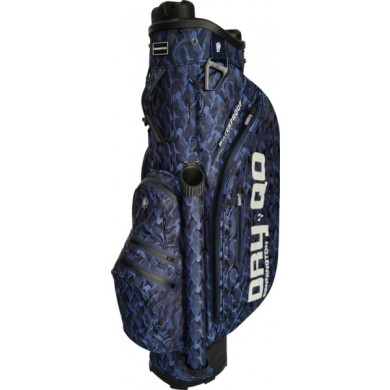 Bennington Cart Bag Dry QO 9 Waterproof Blue Camo / Navy - testovací