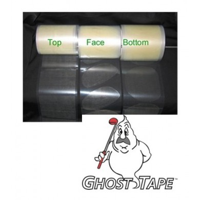 GHOST TAPE  3 ROLL SETS OF 100 PIECES
