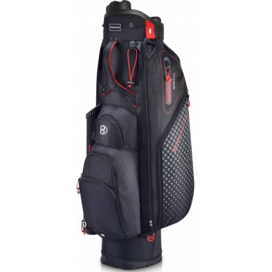 Bennington Cart bag QO9 LITE organizér Black/Red