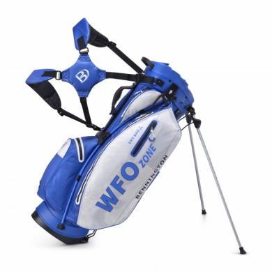 Bennington Stand bag Zone WFO Waterproof Royal/White