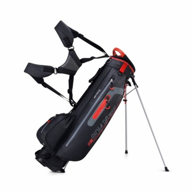 Bennington Stand bag Mini Waterproof Black/Grey/Red