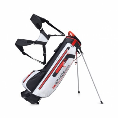 Bennington Stand bag Mini Waterproof Black/White/Red