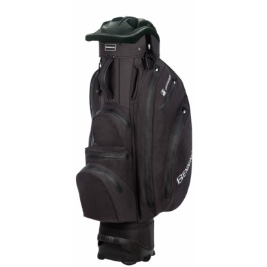 Bennington Cart Bag QO 14 Premium Waterproof Black Tex