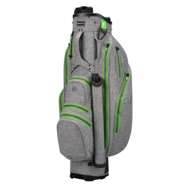 Bennington Cart Bag QO9 Premium Waterproof Grey Tex