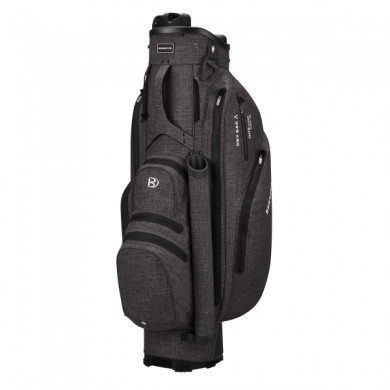 Bennington Cart Bag QO9 Premium Waterproof Black Tex