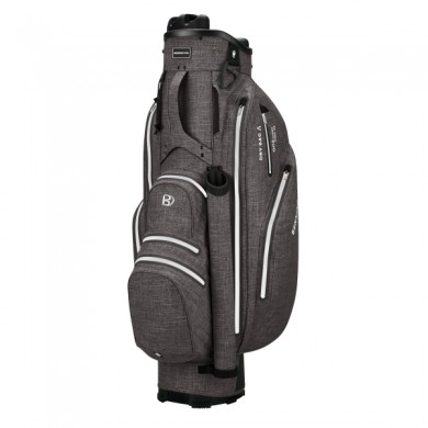 Bennington Cart Bag QO9 Premium Waterproof Charcoal Tex
