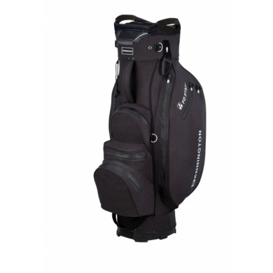 Bennington Cart Bag FO Premium Waterproof Black Tex