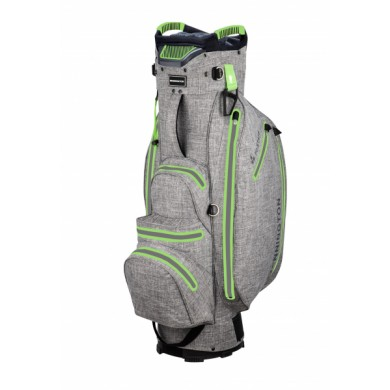 Bennington Cart Bag FO Premium Waterproof Grey Tex