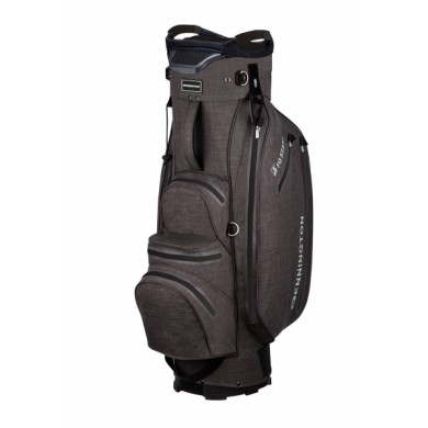 Bennington Cart Bag FO Premium Waterproof Charcoal Tex