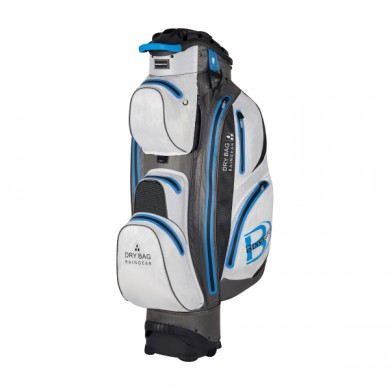 Bennington Cart Bag Sport QO 14 Waterproof Canon Grey/White/Cobalt