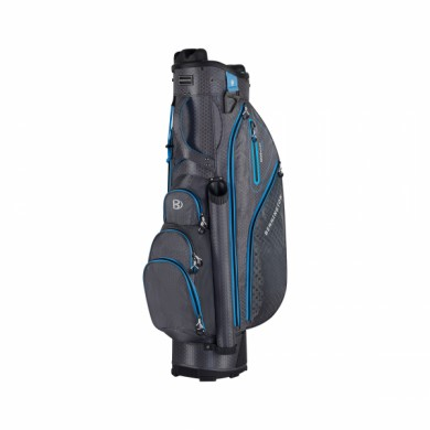 Bennington Cart Bag Sport QO 9 Lite Waterproof Canon Grey/Cobalt