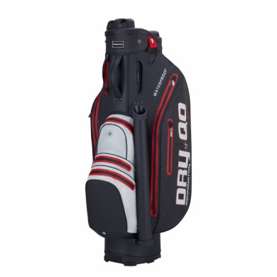 Bennington Cart Bag Dry QO 9 Waterproof Black/White/Red
