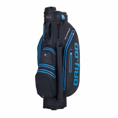 Bennington Cart Bag Dry QO 9 Waterproof Black/Cobalt