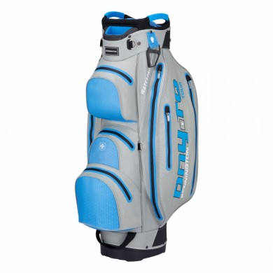 Bennington Cart Bag Dry 14+1 TOUR Waterproof Grey/Cobalt