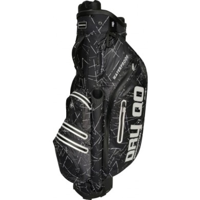 Bennington Cart Bag Dry QO 9 Waterproof Black Flash / White