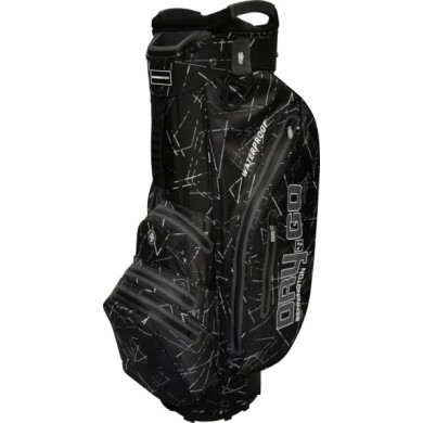 Bennington Cart Bag Dry 14+1 GO Waterproof Black Flash / Canon Grey