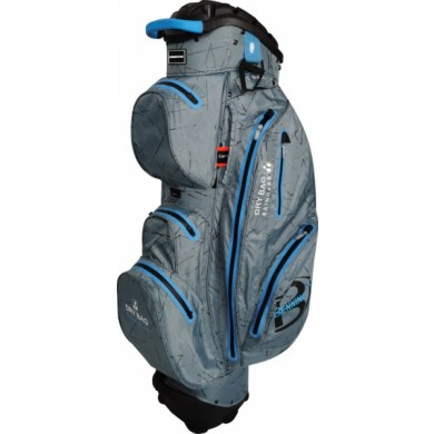 Bennington Cart Bag Sport QO 14 Waterproof Canon Grey Flash  / Cobalt