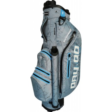 Bennington Cart Bag Dry QO 9 Waterproof Canon Grey Flash  / Cobalt