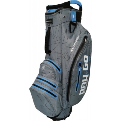 Bennington Cart Bag Dry 14+1 GO Waterproof Canon Grey Flash  / Cobalt