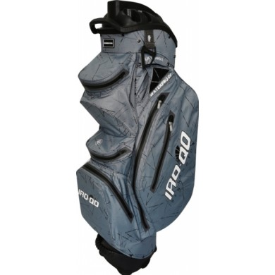Bennington Cart Bag IRO QO 14  Waterproof Canon Grey Flash  / Black