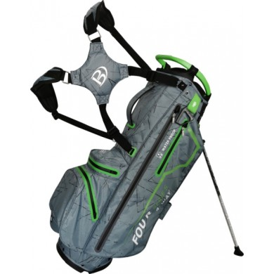 Bennington Stand bag FOUR 4 Waterproof Canon Grey Flash  / Lime