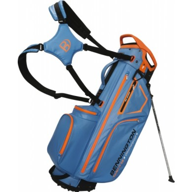 Bennington Stand bag TANTO 14 Water Resistant Cobalt  / Orange