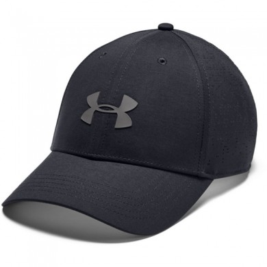 Under Armour Dámská golfová kšiltovka Elevated Golf Cap Black Black, UNI