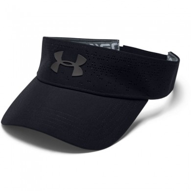 Under Armour dámský golfový kšilt Elevated Golf Visor Black, UNI