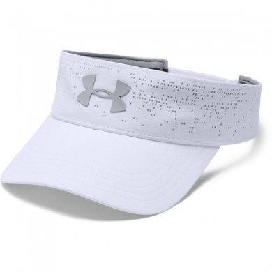 Under Armour dámský golfový kšilt Elevated Golf Visor White, UNI